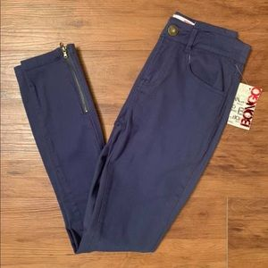 NWT Blue Ankle Jeans